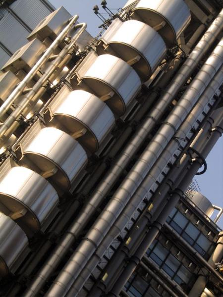 Lloyds Building. London, UK