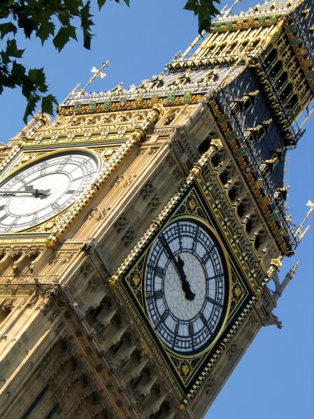 Big Ben. London, UK